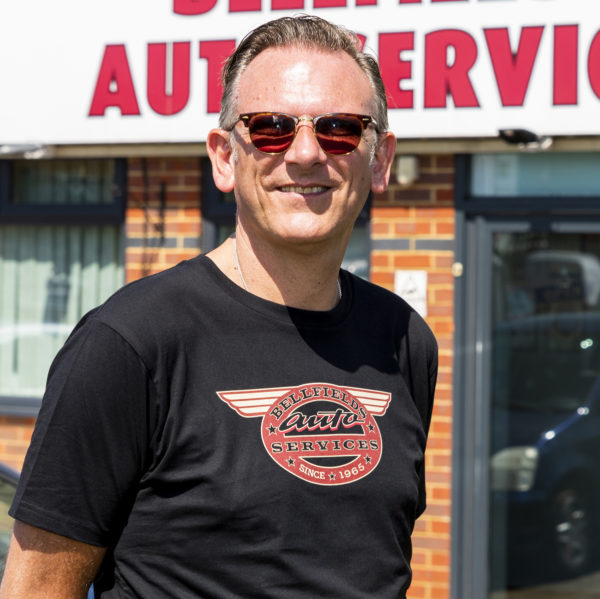 Bellfields Auto Services Tshirt